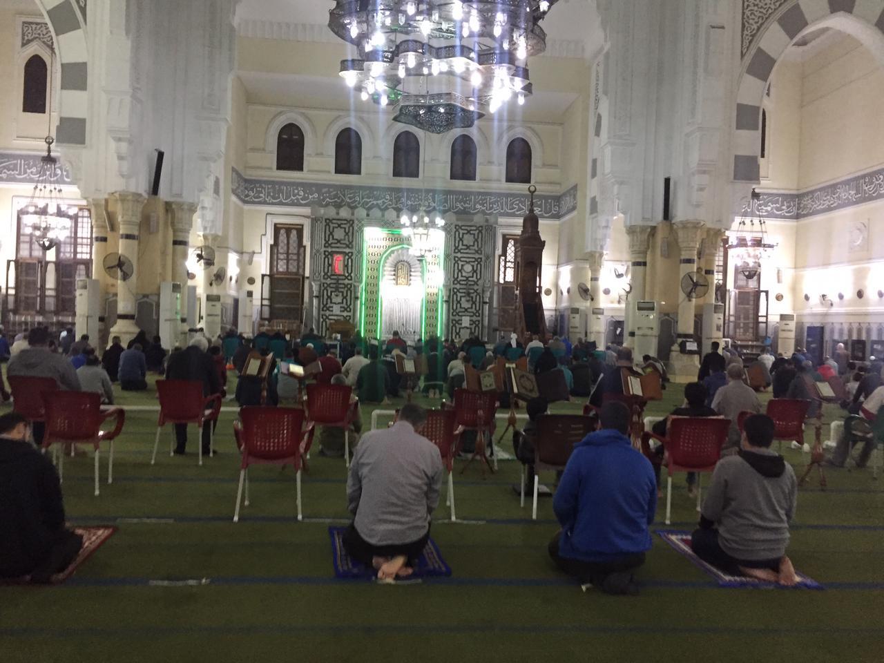 مساجد الإسماعيلية (8)