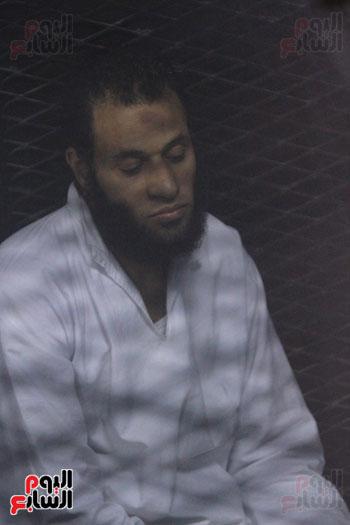 أحد المتهميين باغتيال نبيل فراج