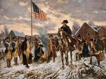 حرب الاستقلال الامريكية