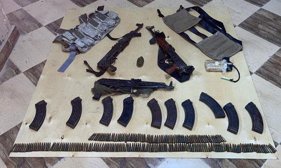 الإرهابيين المتورطين بقتل المواطن نبيل حبشى (3)