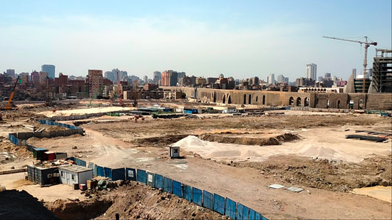 جانب من تطوير القاهرة التاريخية (3)