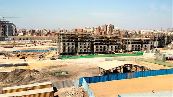 جانب من تطوير القاهرة التاريخية (7)