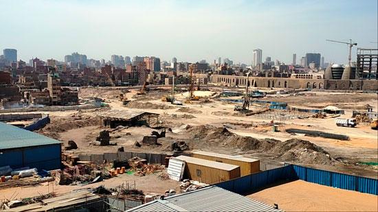 جانب من تطوير القاهرة التاريخية (4)