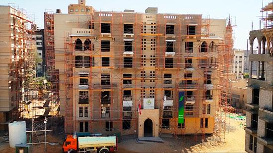 جانب من تطوير القاهرة التاريخية (8)