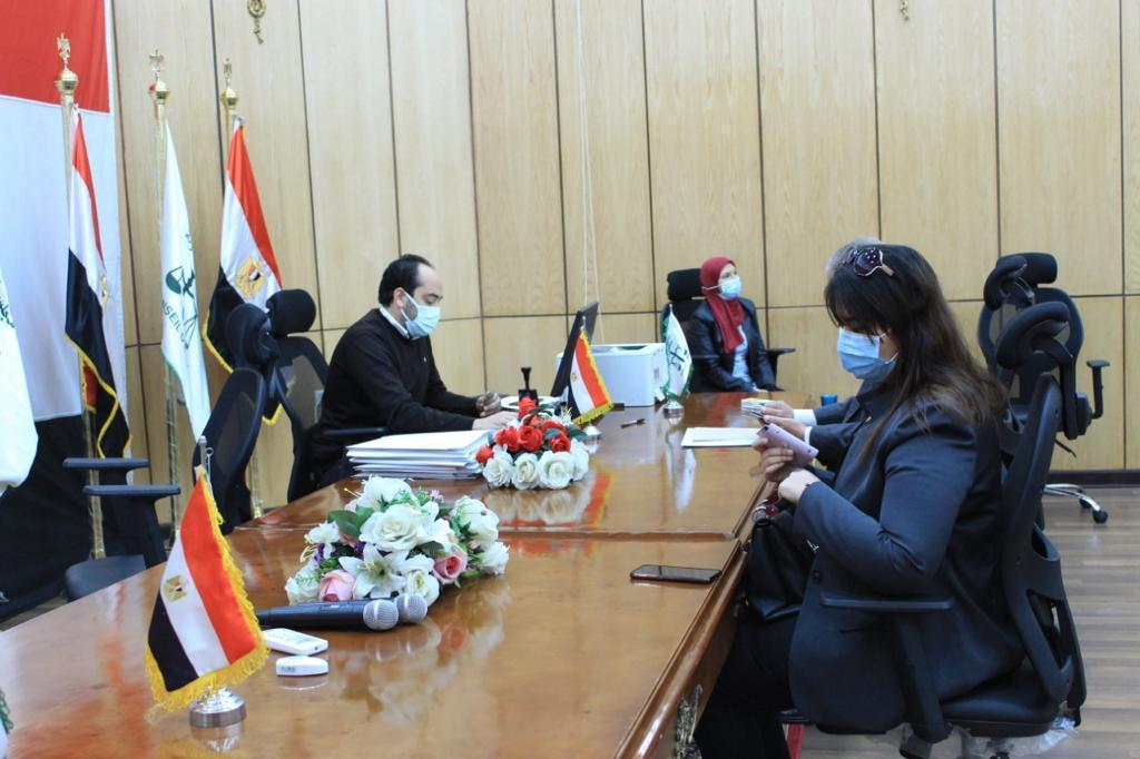 مجلس الدولة يستقبل طلبات القاضيات للتعيين بمجلس الدولة (1)
