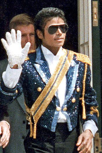 النجم مايكل جاكسون  (2)