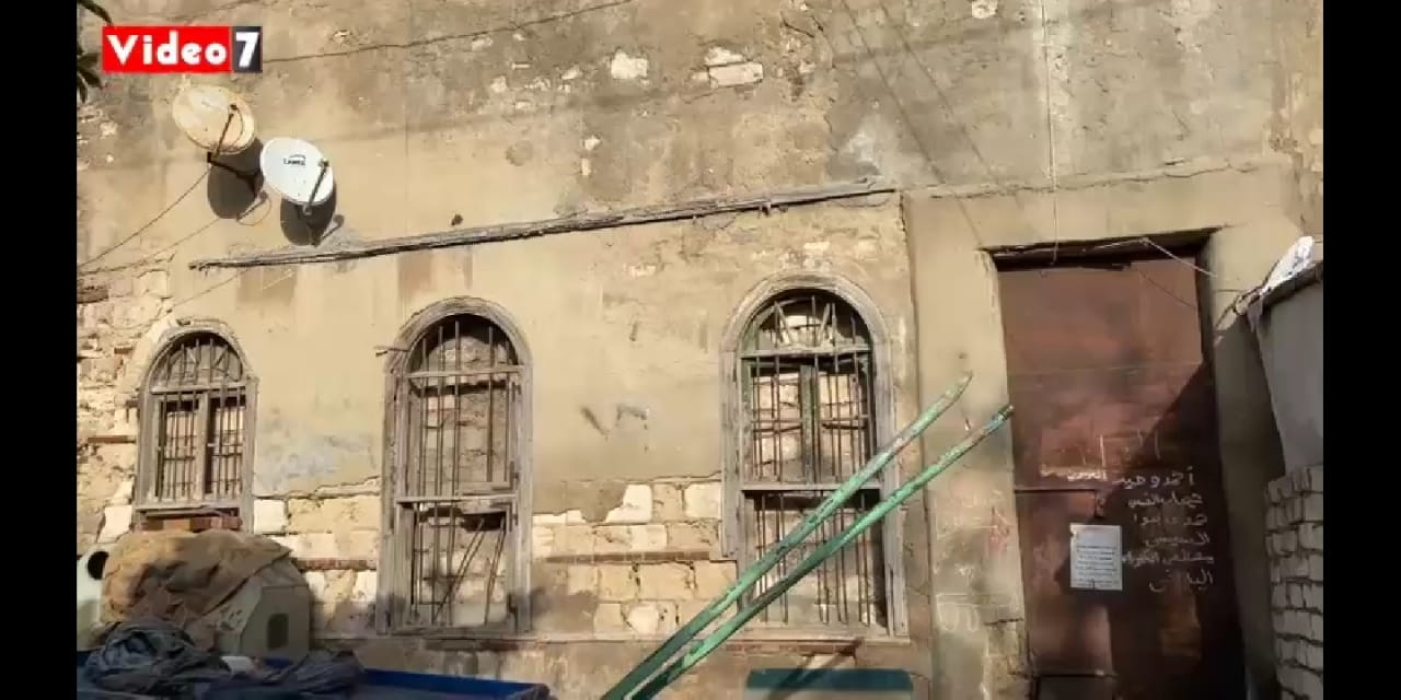 منزل ريا وسكينة