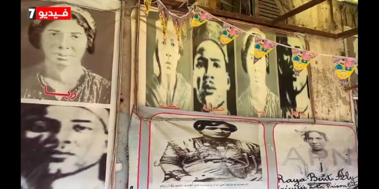 منزل بيت الجمال فى الاسكندرية