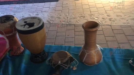 الات-ايقاعية-قديمة-من-تونس