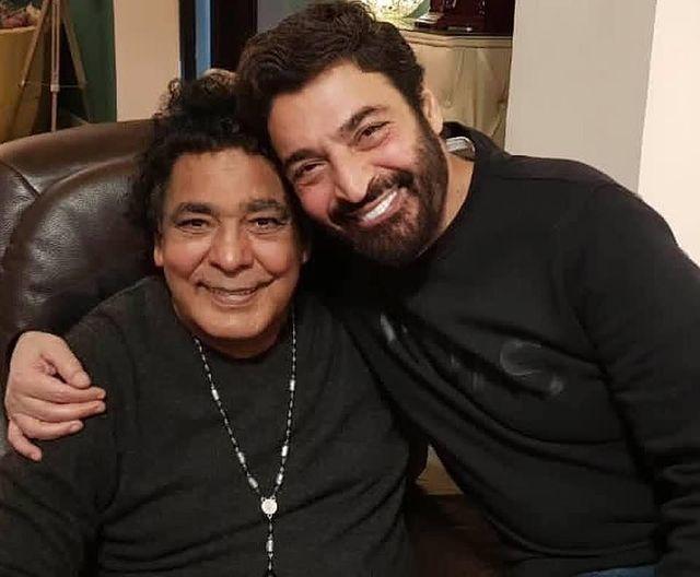 حميد الشاعري ومحمد منير