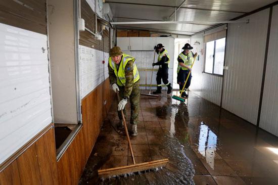 فريق الدعم في حالات الطوارئ للدفاع الأسترالي