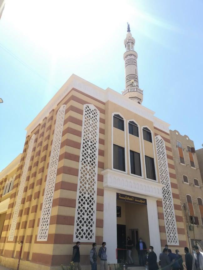 مسجد الصحابة (13)