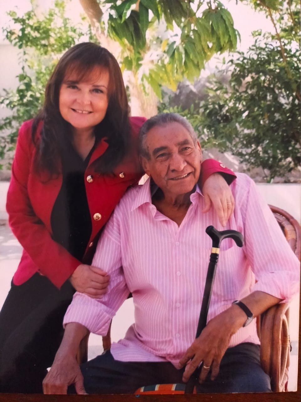 الخال وزوجته