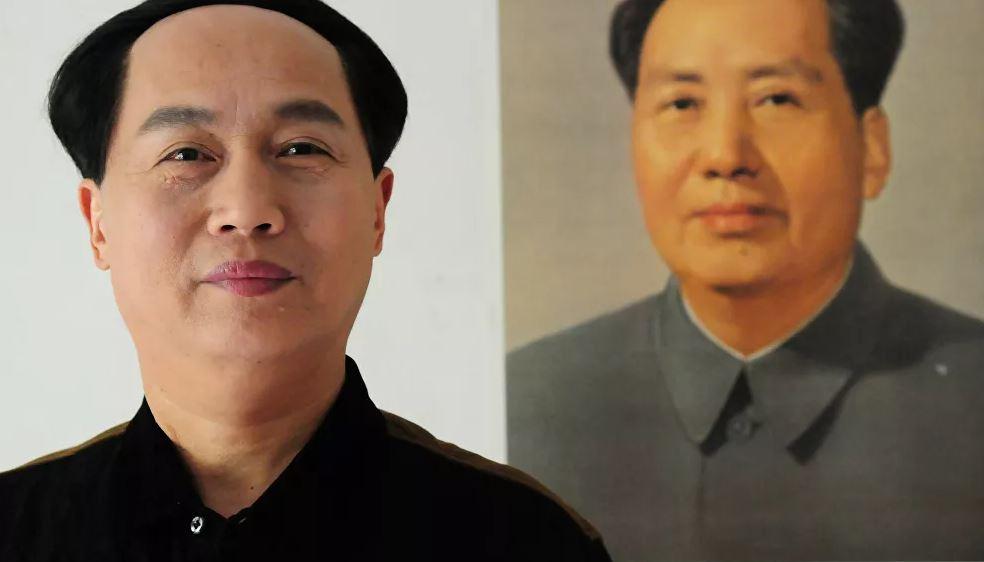 الزعيم الشيوعى الصينى