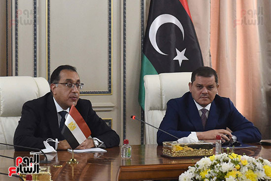زيارة رئيس الوزراء لليبيا (4)
