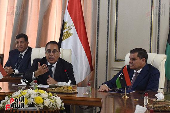زيارة رئيس الوزراء لليبيا (6)