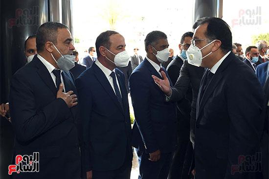 زيارة رئيس الوزراء المصرى لليبيا اليوم