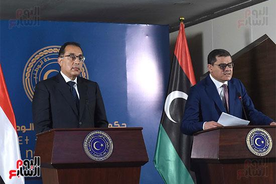 المباحثات الموسعة فى العاصمة الليبية طرابلس اليوم