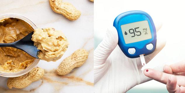 Having diabetes