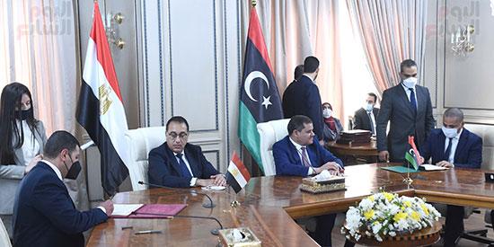 المباحثات بالعاصمة الليبيبة طرابلس
