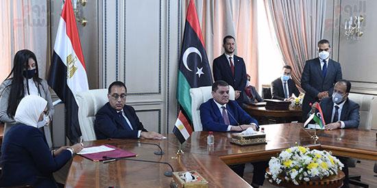 المباحثات الموسعة فى العاصمة الليبية طرابلس،