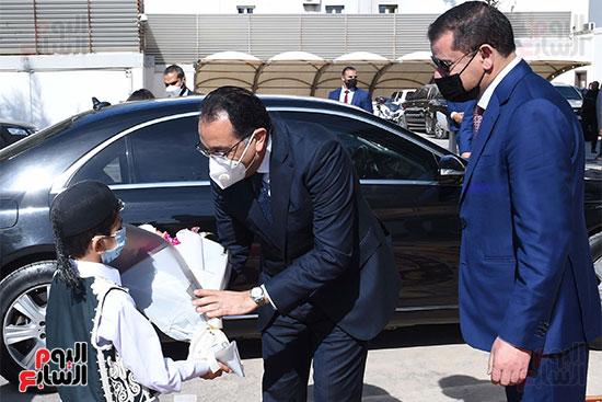 زيارة رئيس الوزراء المصرى لليبيا (2)