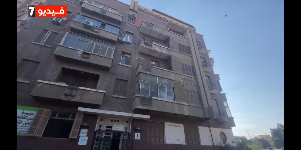 منزل المخرج نيازى مصطفى