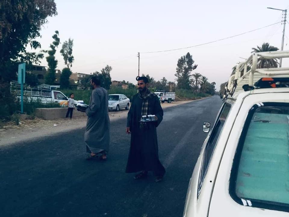 بيشوي قبطي يفطر المسلمين