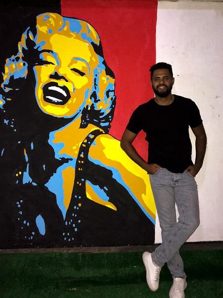 رسومات جرافيتى محمد جمعة (2)
