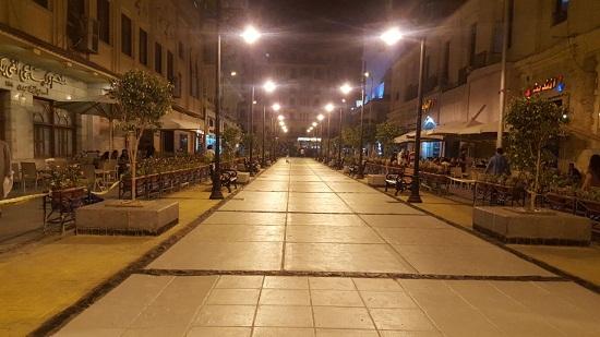 صورة أخرى لشارع الألفى