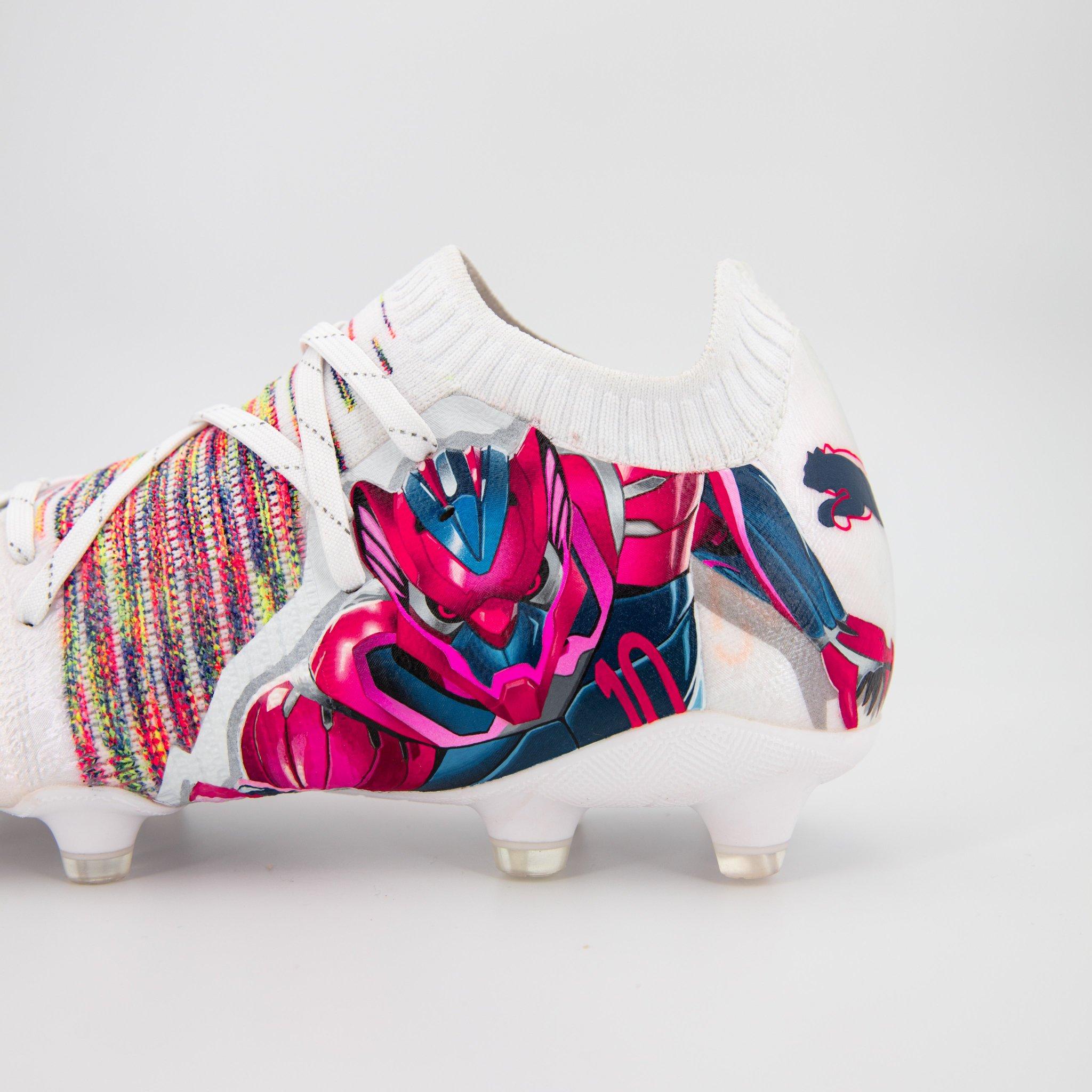 حذاء نيمار في قمة دوري أبطال أوروبا
