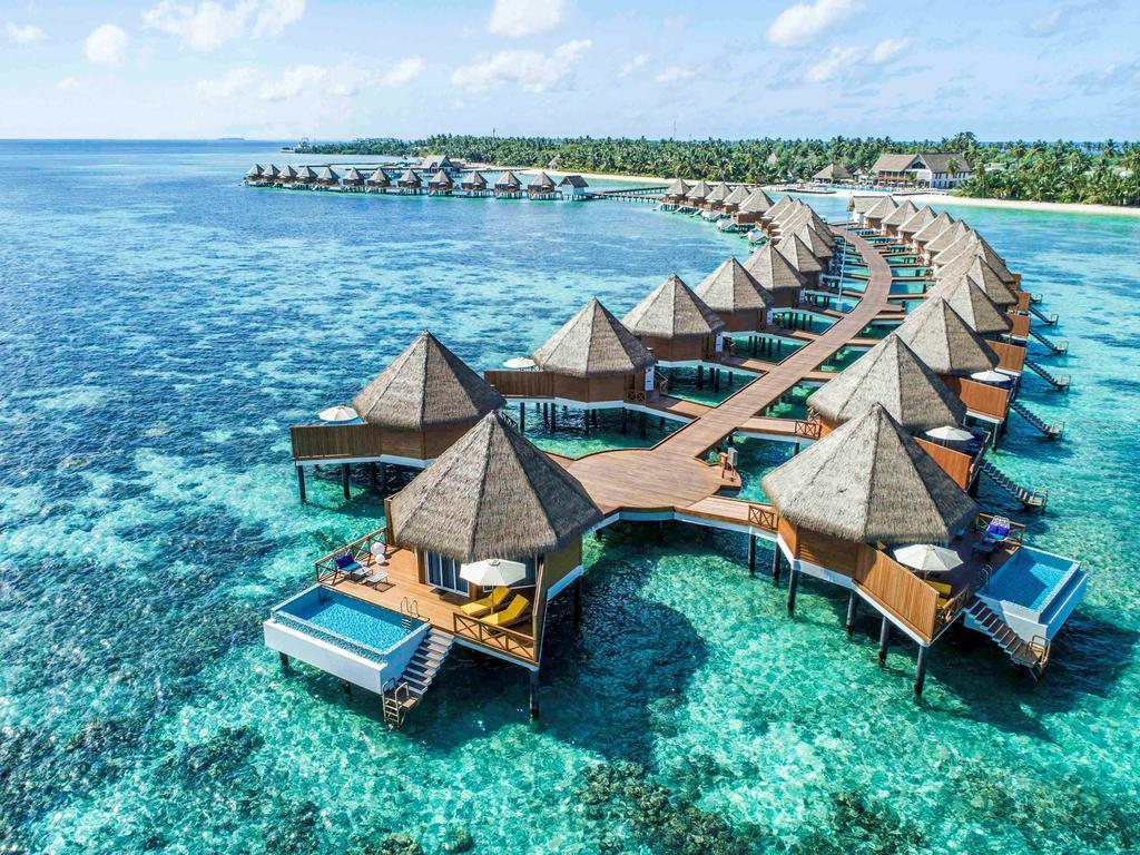 الطبيعة الساحرة في المالديف