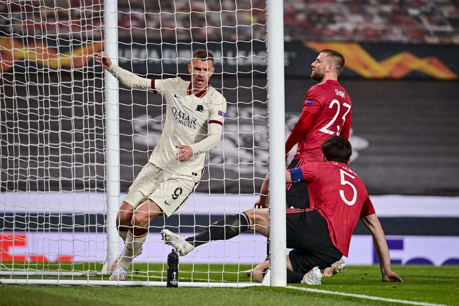 مان يونايتد ضد روما (2)