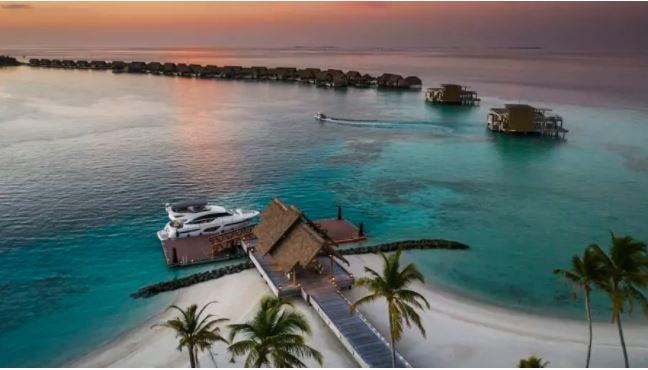 جزر المالدييف الساحرة