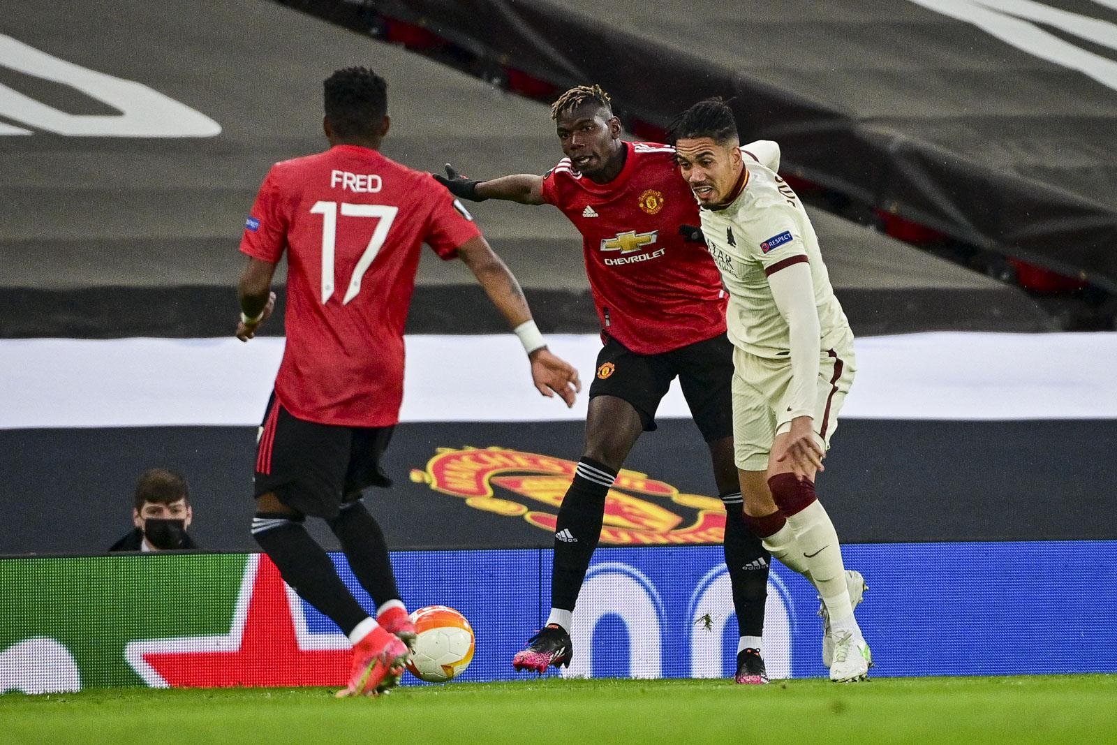 مان يونايتد ضد روما (7)