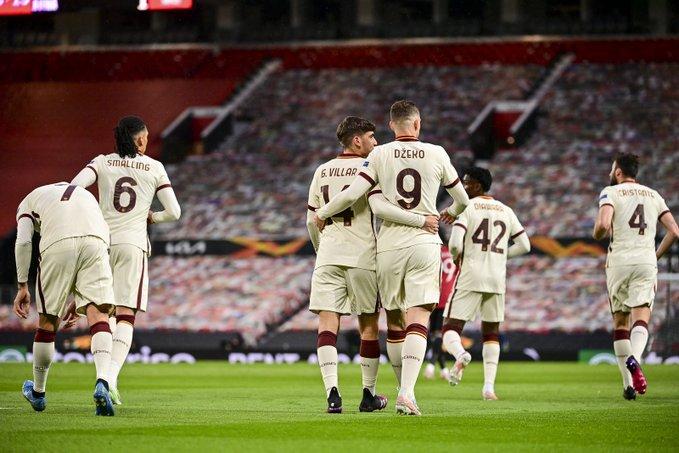 مان يونايتد ضد روما (3)