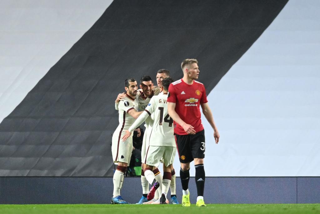 مان يونايتد ضد روما (4)