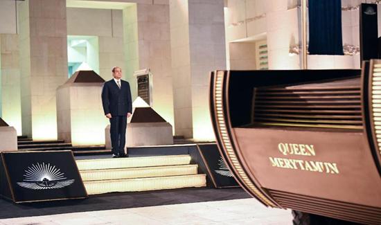 الرئيس-السيسي-بمتحف-الحضارة-بالفسطاط-(21)