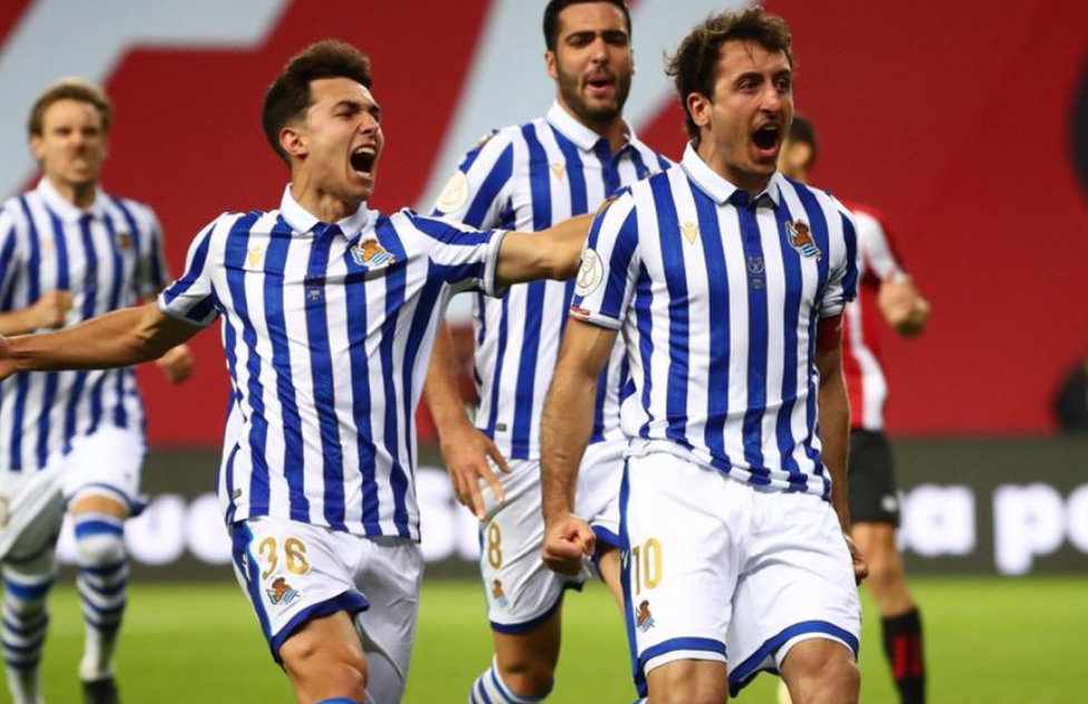 أتلتيك بيلباو ضد ريال سوسيداد (1)