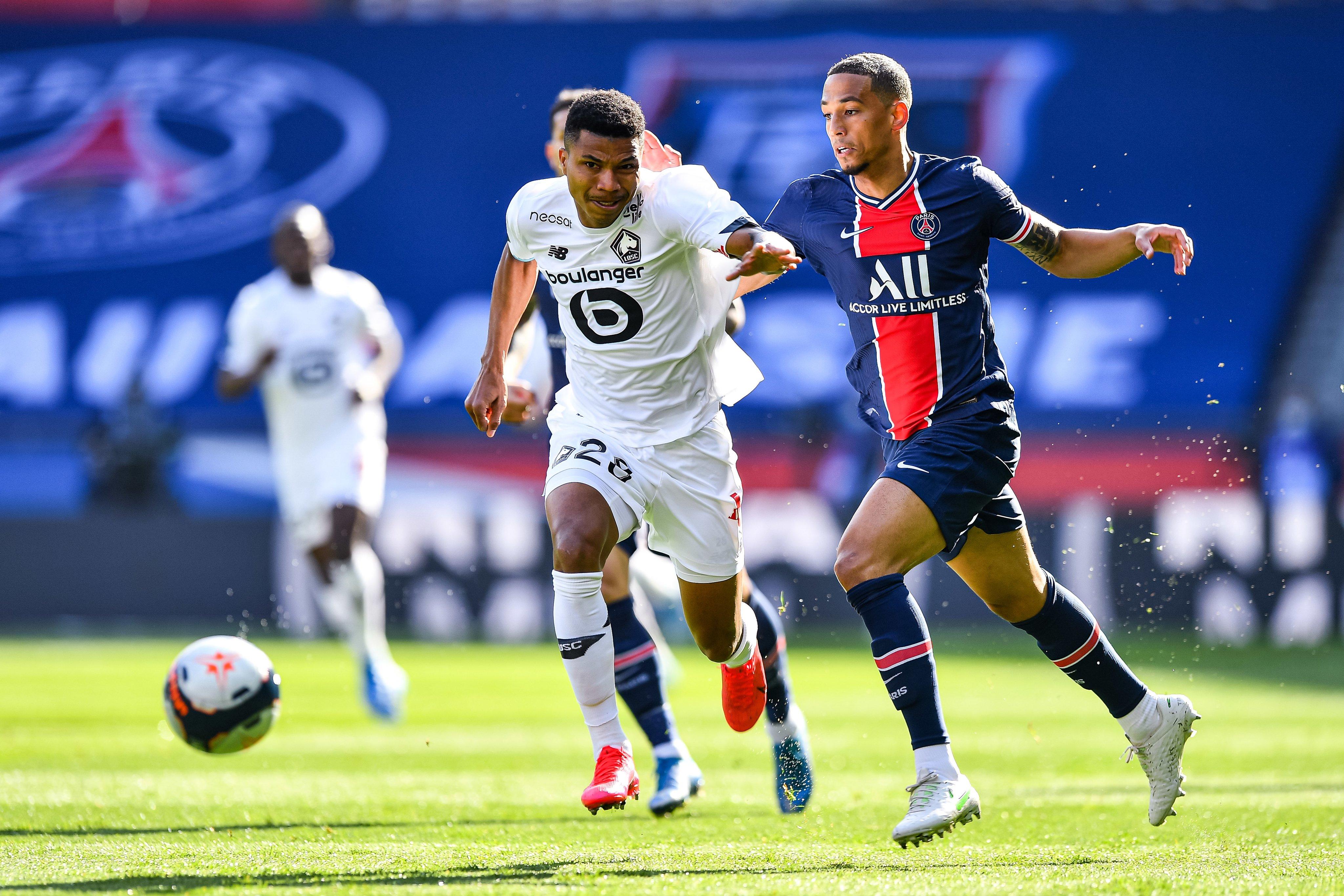 باريس سان جيرمان ضد ليل (2)