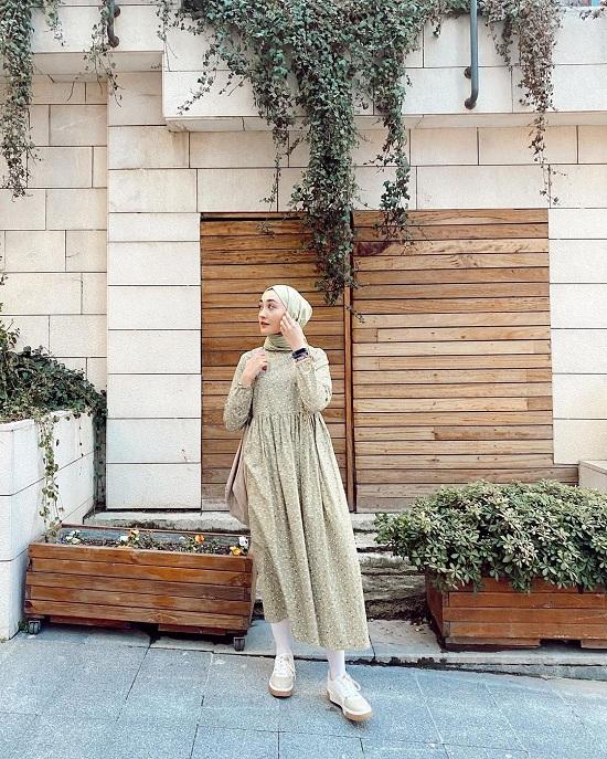 أزياء محجبات مناسبة لقضاء العطلات  (2)