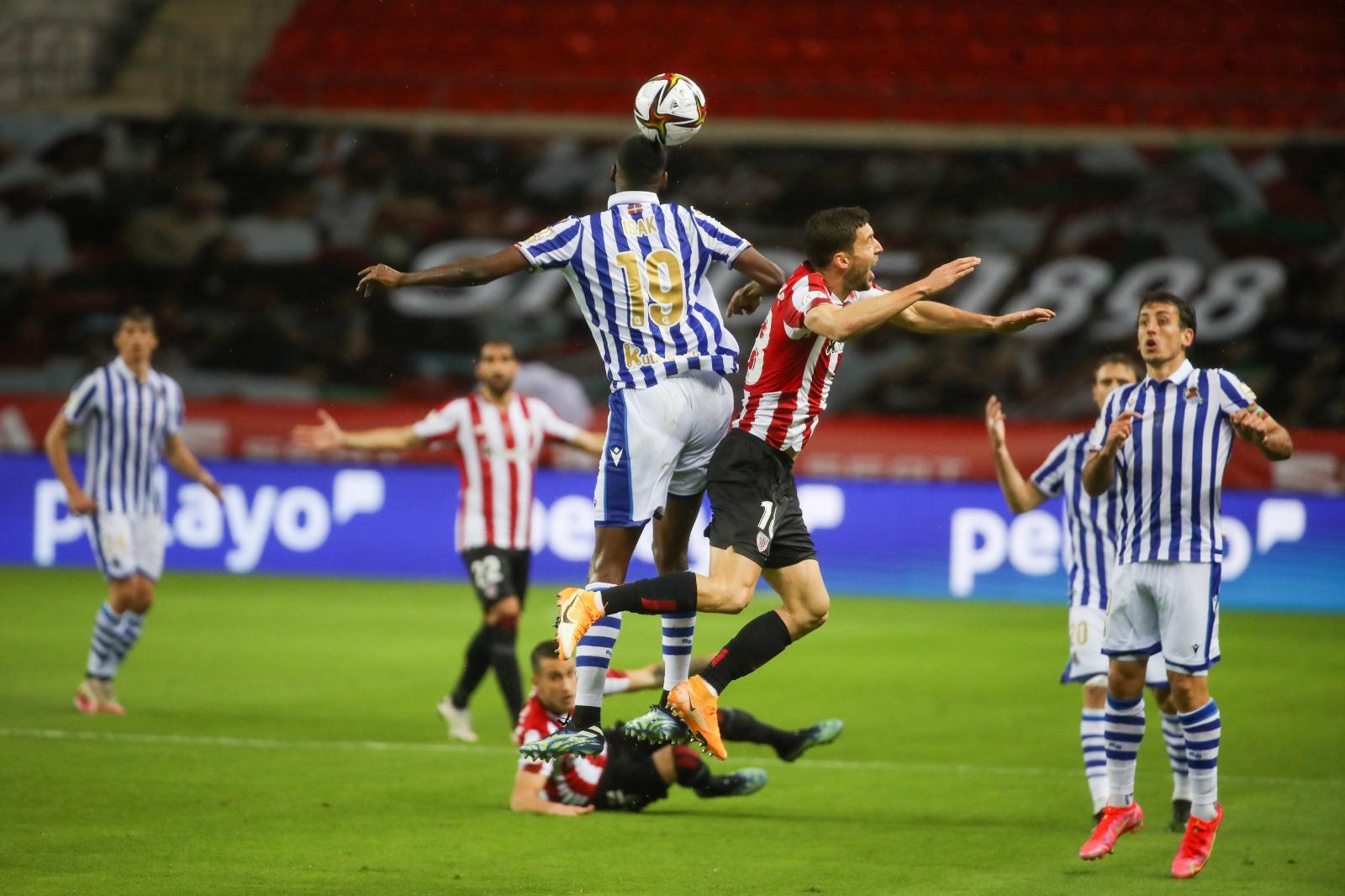 أتلتيك بيلباو ضد ريال سوسيداد (2)