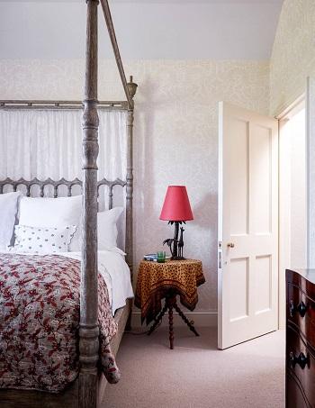 ديكور غرفة النوم العتيق