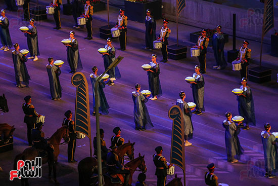 موكب المومياوات الملكية بميدان التحرير (15)
