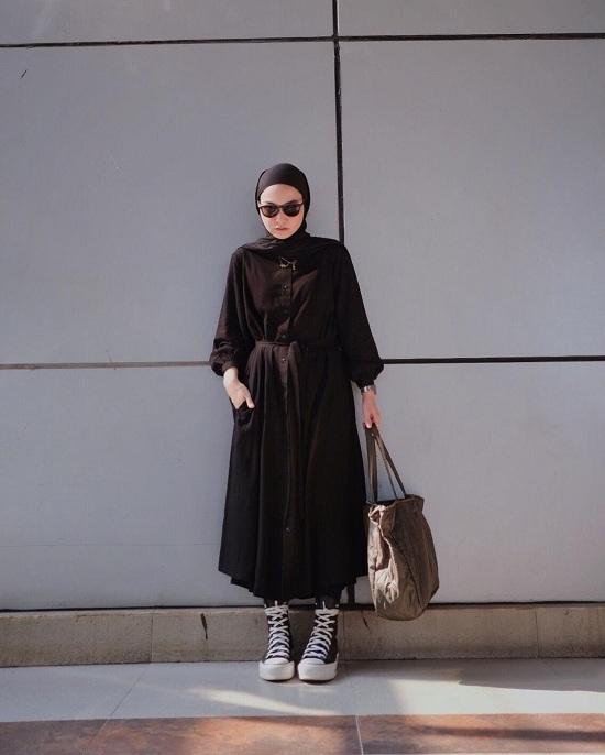 أزياء محجبات مناسبة لقضاء العطلات  (4)