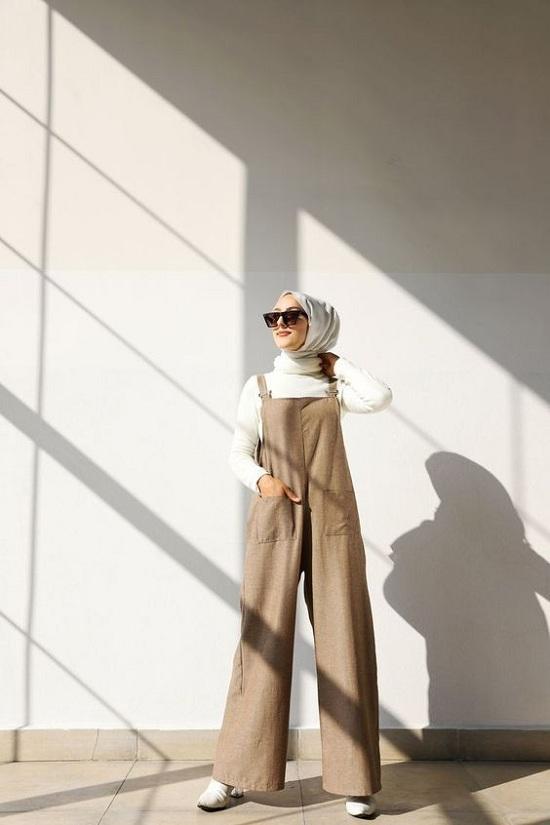 أزياء محجبات مناسبة لقضاء العطلات  (1)