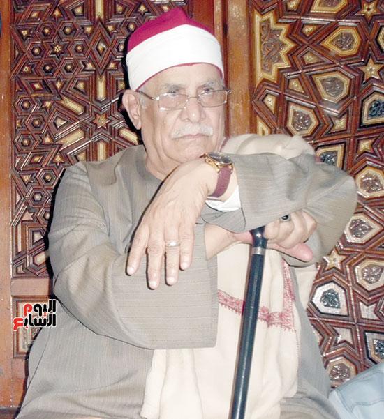 الشيخ عبد الرحيم دويدار