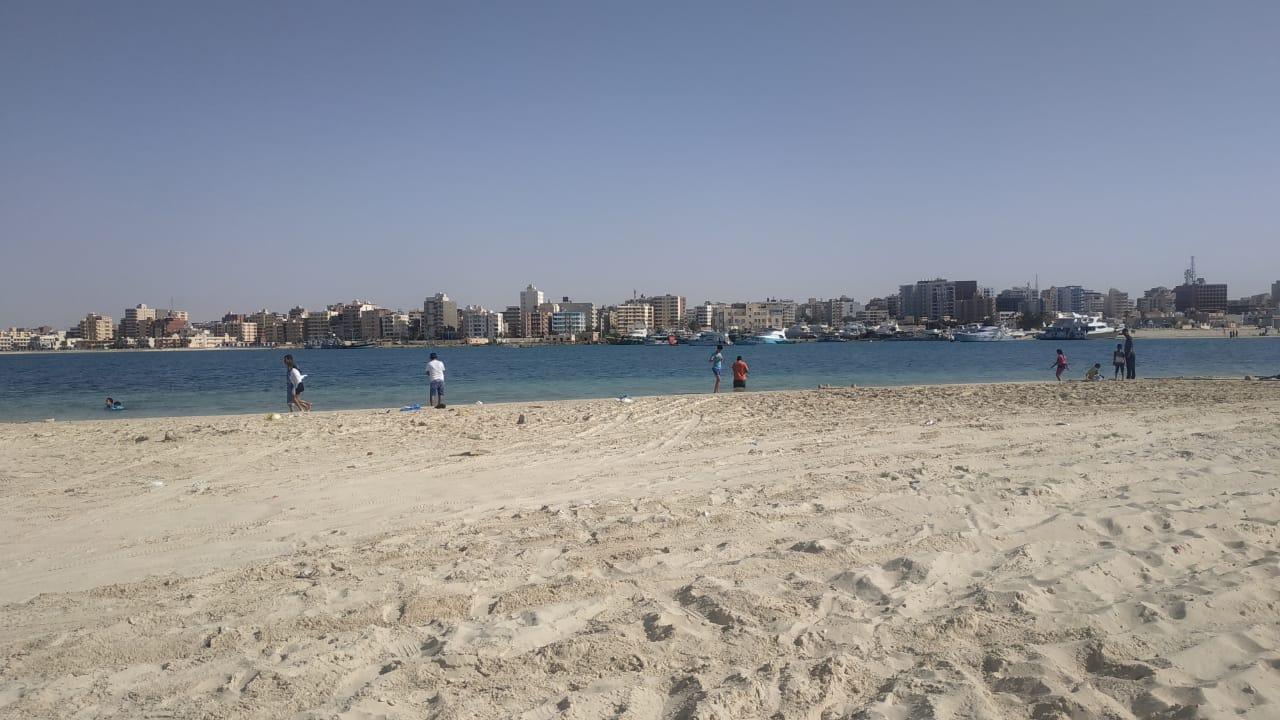 شاطئ مطروح