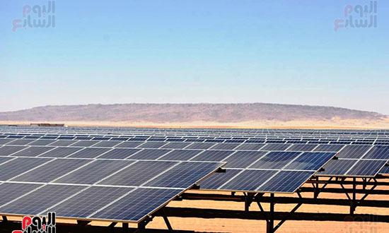 ألواح الطاقة الشمسية (2)