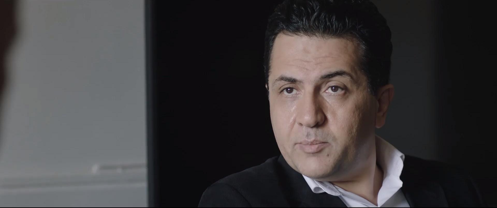 احمد رفعت فى دور الضابط جاد